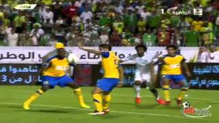 AL Nassr vs Alahly King's cup final 1-4 2017 Video
