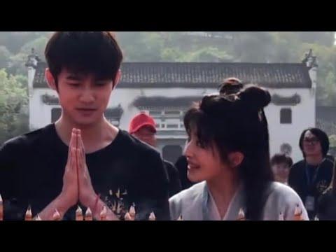 佟梦实,张含韵新剧(屠户家的小娘子)今日横店开机啦!🥰🥰🥰新一轮的期待开始2021.04.24
