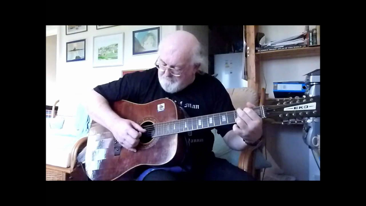 12 string guitar pretty polly including lyrics and chords youtube. Black Bedroom Furniture Sets. Home Design Ideas