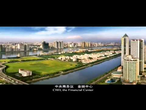 China Guangzhou (Canton) City Overview.