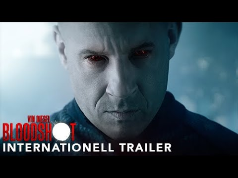 BLOODSHOT - Internationell trailer #2