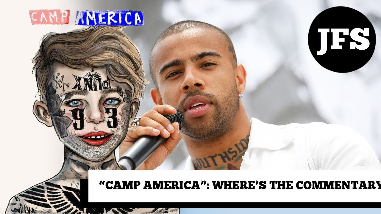 "Vic Mensa's ""Camp America"""