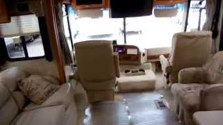 2007 Four Winds Hurricane 34 B Class A , 3 Slides, Rare Bunk Model, Low Miles, $46,900