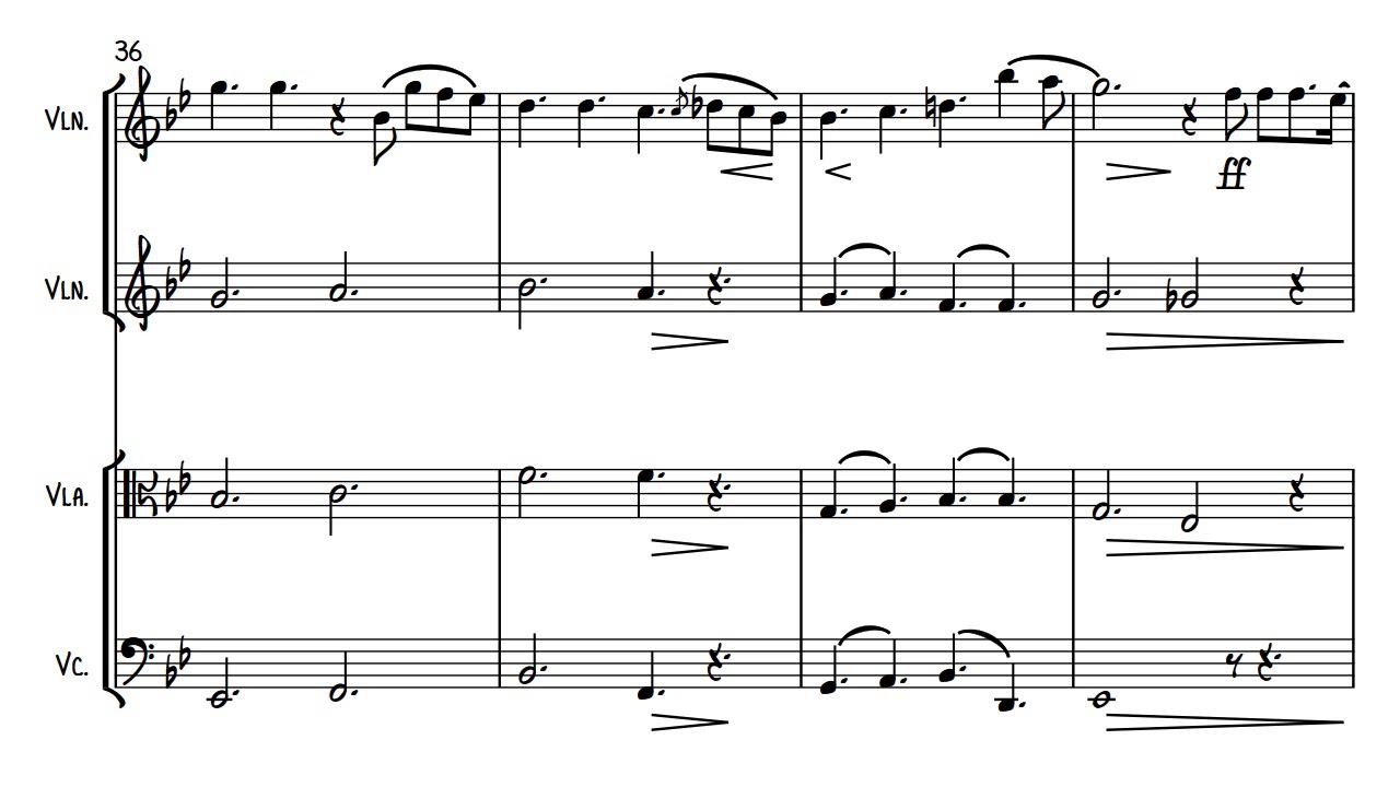 Calum Scott -You are the Reason String Quartet