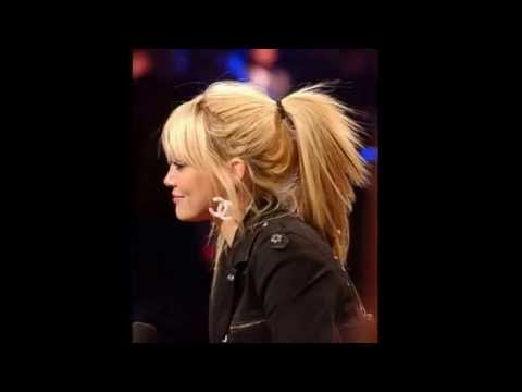 Hilary Duff Hairstyles Celebrity Hairstyles Youtube