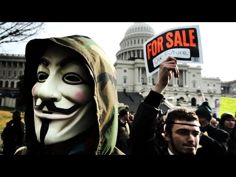 Anonymous - Watch This and Know Something is Going On!