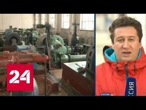 Донецкую фильтровальную станцию освободили от радикалов