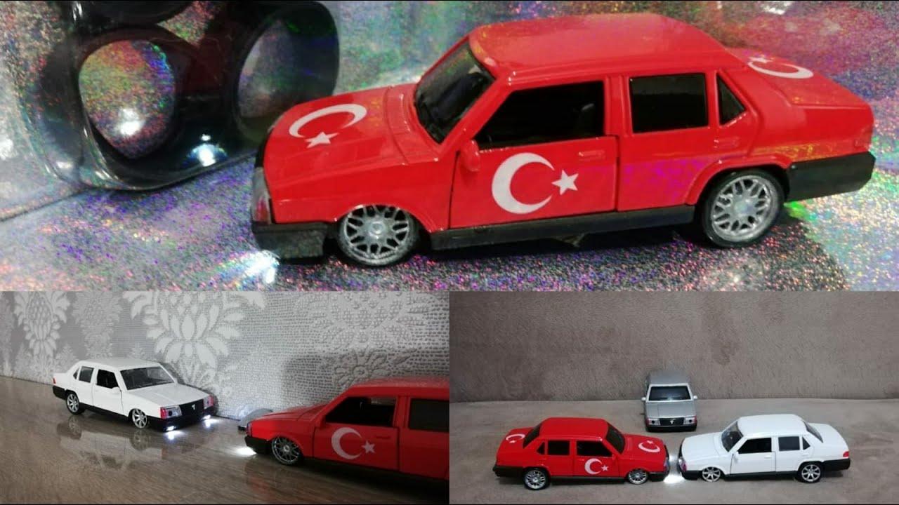 18.000TL'lik Değişim | Tofaş Şahin S MODİFİYE!
