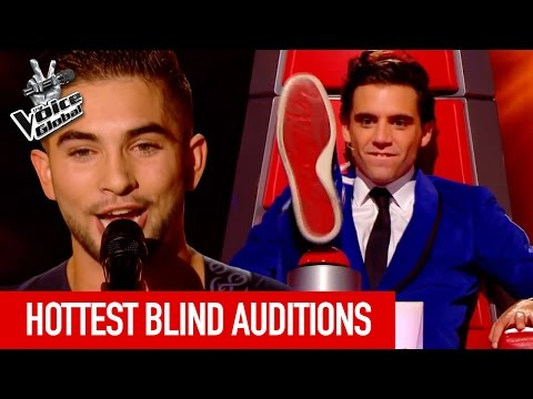 The Voice | Not only The Voice... but also THE LOOKS (HUNKS PART 2)