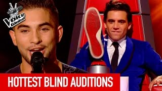 The Voice | Not only The Voice... but also THE LOOKS (HUNKS PART 2) thumbnail