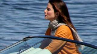 Sandra Bullock, The Proposal, Scene shoot at Rockport, MA