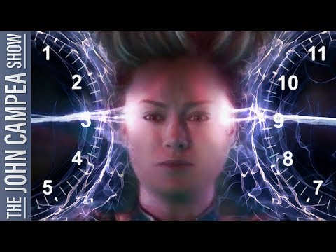 Captain Marvel Has Time Travel Power Says Samuel L Jackson - The John Campea Show