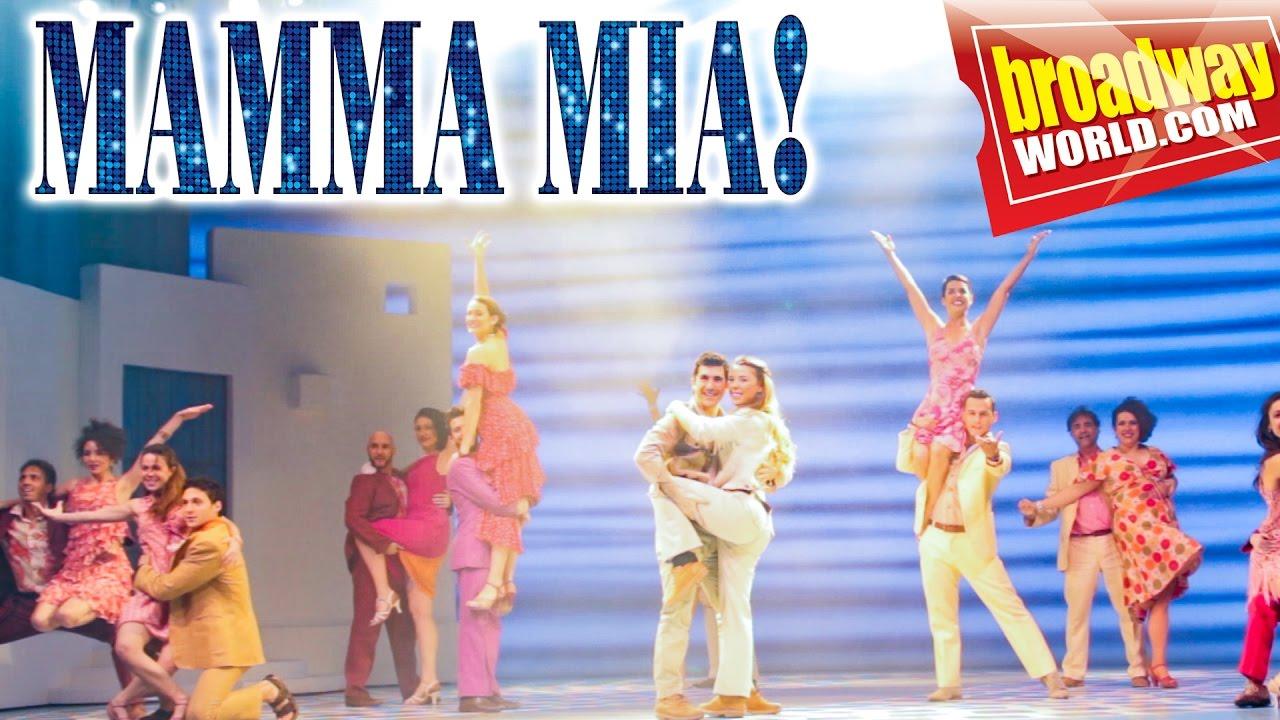 - Coliseum, Madrid) Mia! MIA! Mamma (Teatro MAMMA - YouTube