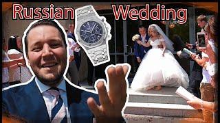 Marc Gebauer at Russian Wedding in Volgograd - Vlog02