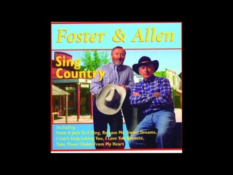 Foster And Allen Sing Country CD