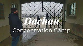 MUNICH TRAVEL vlog #2 - Dachau & Tollwood