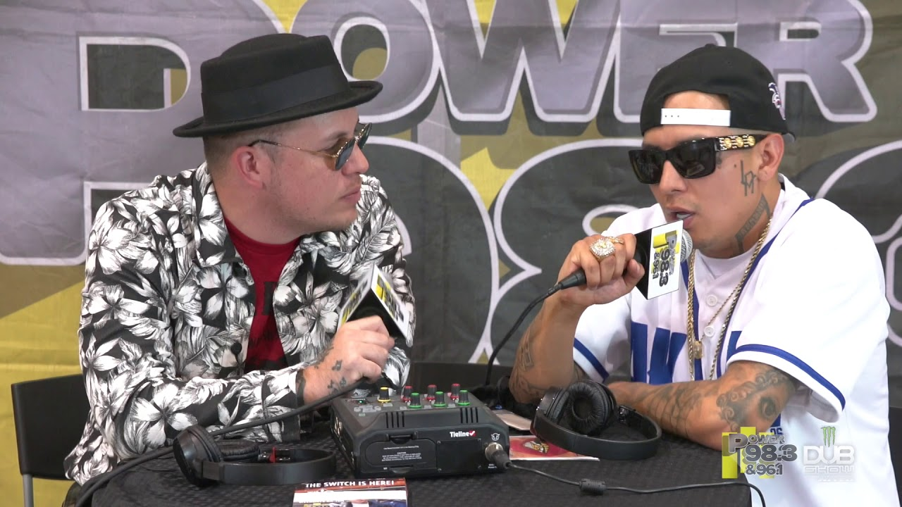 King Lil G talks going on tour, buying a house off music and more!  #MonsterEnergyDubShow