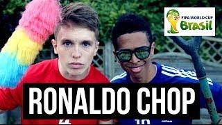 Brutal FIFA: RONALDO CHOPPING MY MUM Thumbnail
