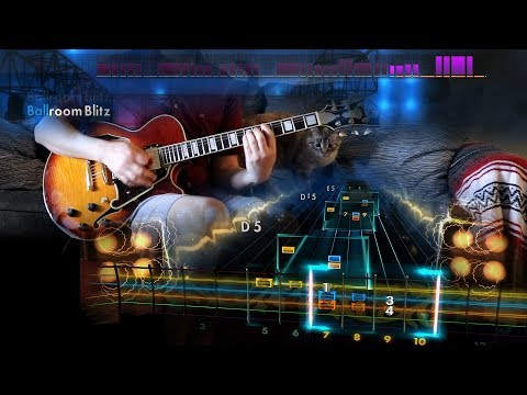 "Rocksmith Remastered - DLC - Sweet ""Ballroom Blitz"""