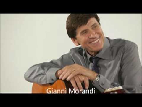 Gianni Morandi e Gigi D'Alessio cantano Na sera e maggio