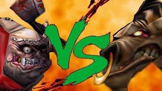 5 черных бараков в Footman Wars