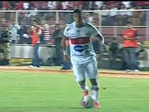 Gols - América RN 3 X 3 CRB - (28ª Rodada) Campeonato Brasileiro Série B 2012