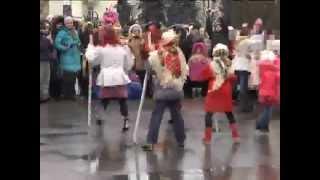 Масленица(Празднование Масленицы в г. Нежине 2012 год.