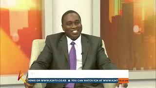 Cryptocurrency trading in Kenya: K24ThisMorning money and finance with Mungala Mbuvi