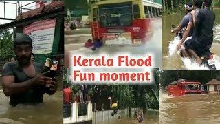 Kerala Flood Fun Moment's   Tamil leakers