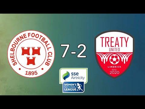 WNL GOALS GW15: Shelbourne 7-2 Treaty United