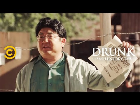 Frank Emi Defies the Draft of Japanese Americans During WWII  Drunk History