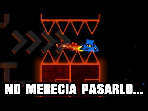 [¿EXTREME DEMON?] Old Cataclysm 100% + Buff By Gboy en Geometry Dash