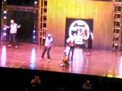 RANDY JACKSON AMERICAS BEST DANCE CREW 2008 1 Las Vegas