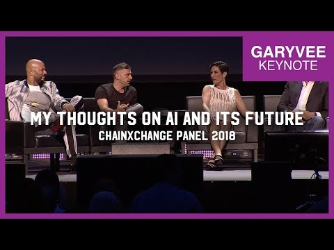 AI Is Not Taking Your Job Away and Here's Why | ChainXChange Panel 2018