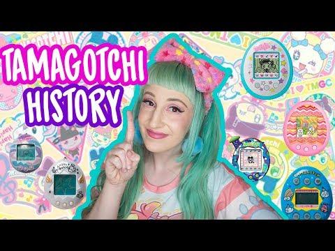 All Tamagotchi Releases | Past & Current | History of Tamagotchi