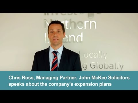 IBA Conference | Business Expansion | John McKee Solicitors