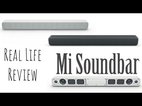Mi Soundbar - Real Life Review
