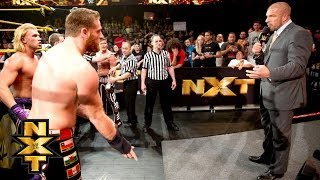 Battle Royal to determine the No. 1 Contender to the NXT Championship: WWE NXT, May 8, 2014