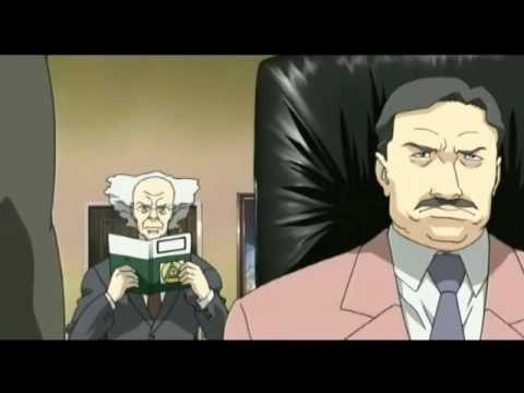 Ghost in the Shell: Stand Alone Complex Cap 02 (Japones Sub Esp)