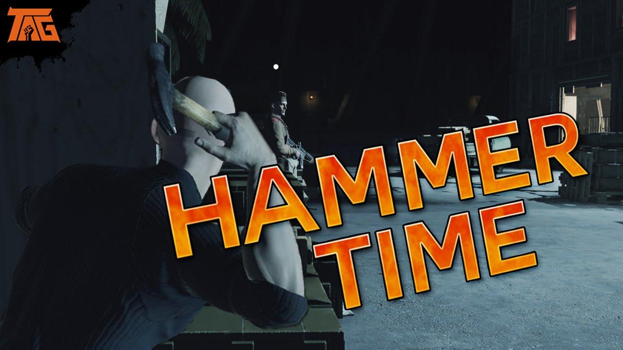 Hitman Hammer Time Deutsch