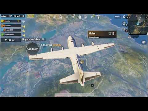 PUBG(Player Unknown Battlegrounds) mobile version PC Gameplay in Sinhala