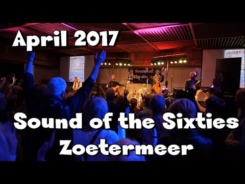 Sound of the Sixties - april 2017