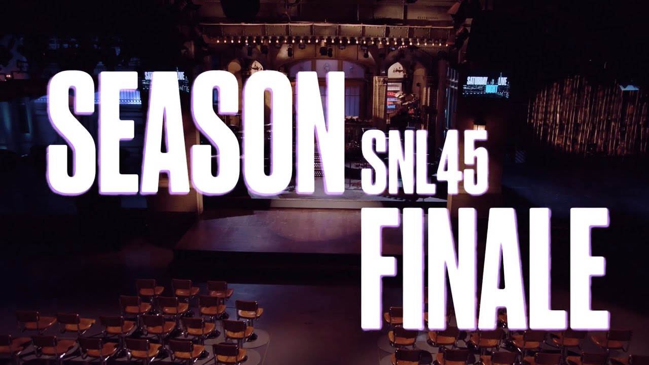 How to Watch the New 'SNL At Home' Season Finale Live Tonight