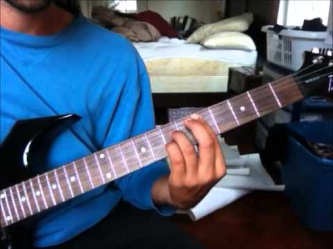 Was I Right or Wrong- Skynyrd Guitar Lesson pt. 1 (Verses)