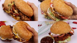 4 Best Chicken Burger By Recipes Of The World