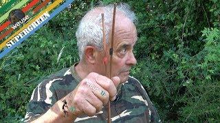 Pt 2 - Ricerca acqua sotterranea con l'esperto rabdomante Fernando (rabdomazia/radiestesia)