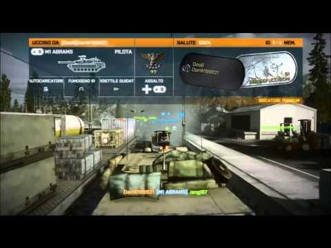 Battlefield 3 / End Game Kiasar Railroad Gameplay |
