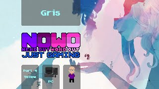 Just Gaming - Gris (Windows) Part 4 - Yellow