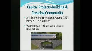 June 12 2018 City Council Budget Summary