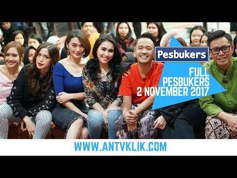 FULL PESBUKERS 2 NOVEMBER 2017